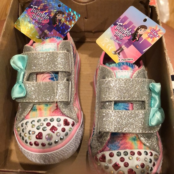 Nwt Twinkle Toes Toddler Girl Size